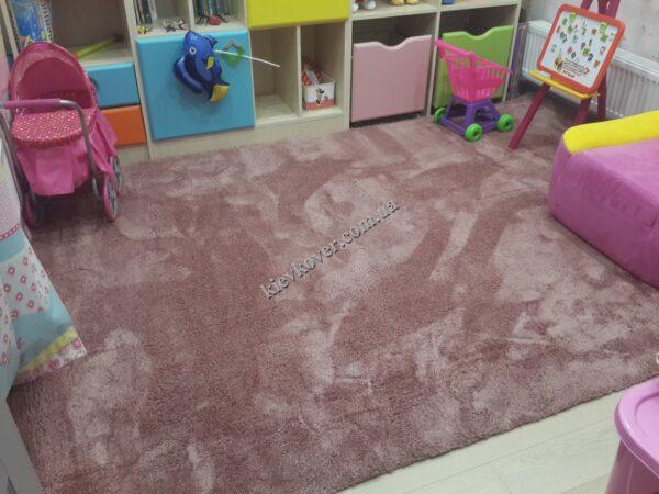 Ковер Plus Soft розовый